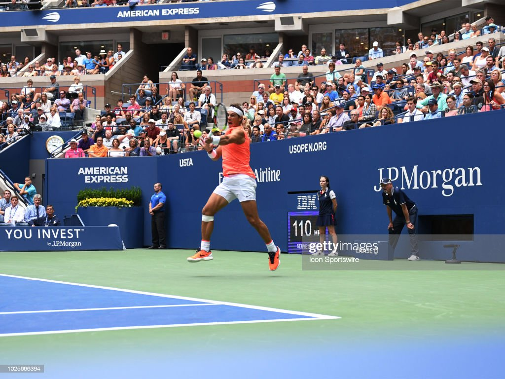 TENNIS: AUG 31 US Open : News Photo