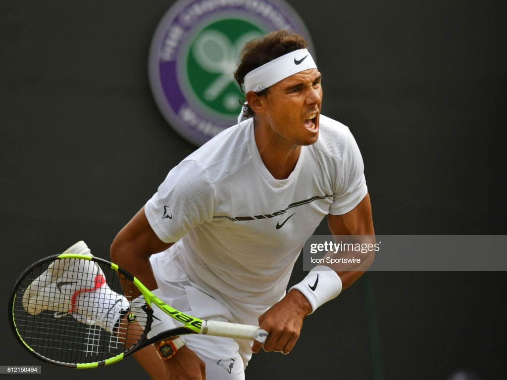 TENNIS: JUL 10 Wimbledon : News Photo