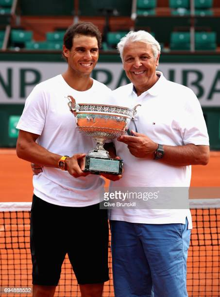 2 178 Rafael Nadal Family Photos And Premium High Res Pictures Getty Images