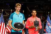 rafael nadal spain kevin anderson south