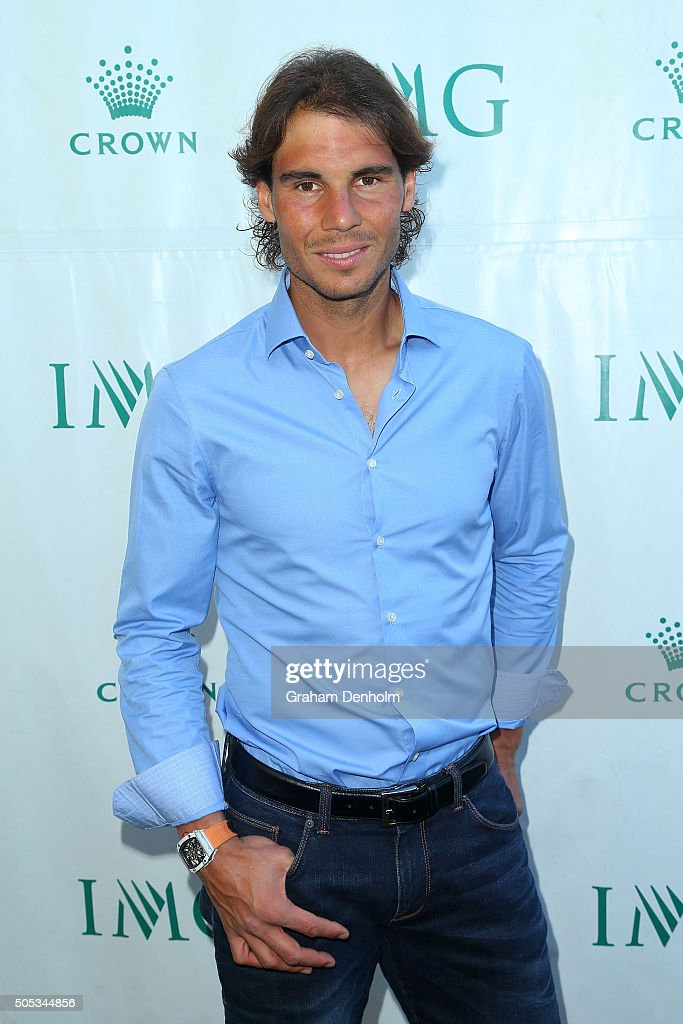 Australian Open Players Party