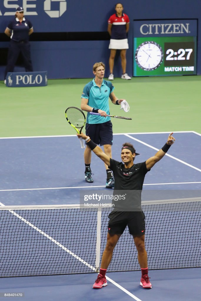 2017 US Open Tennis Championships - Day 14 : Foto di attualità