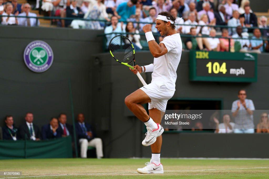 Day Seven: The Championships - Wimbledon 2017 : News Photo