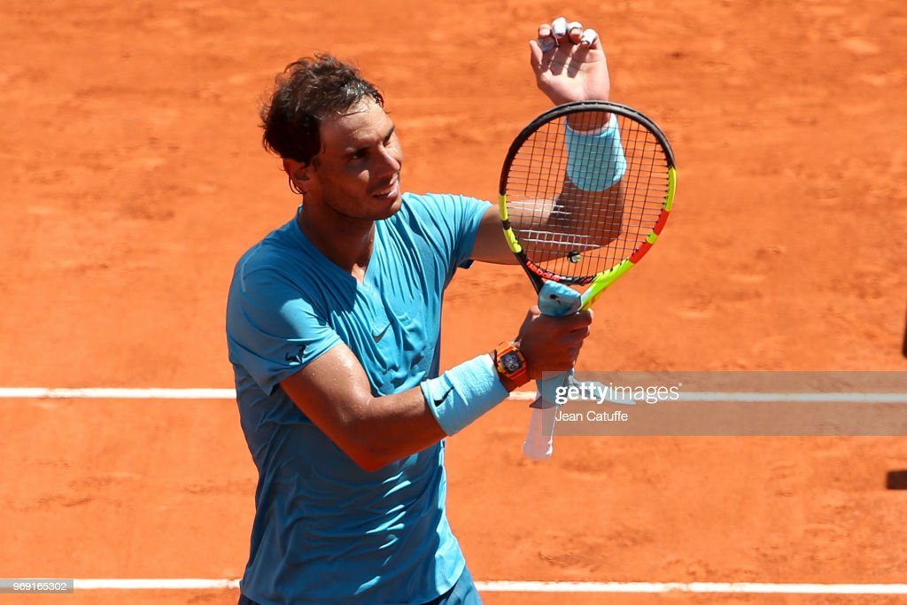2018 French Open - Day Twelve : Nieuwsfoto's