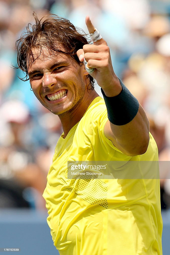 Western & Southern Open - Day Eight : News Photo