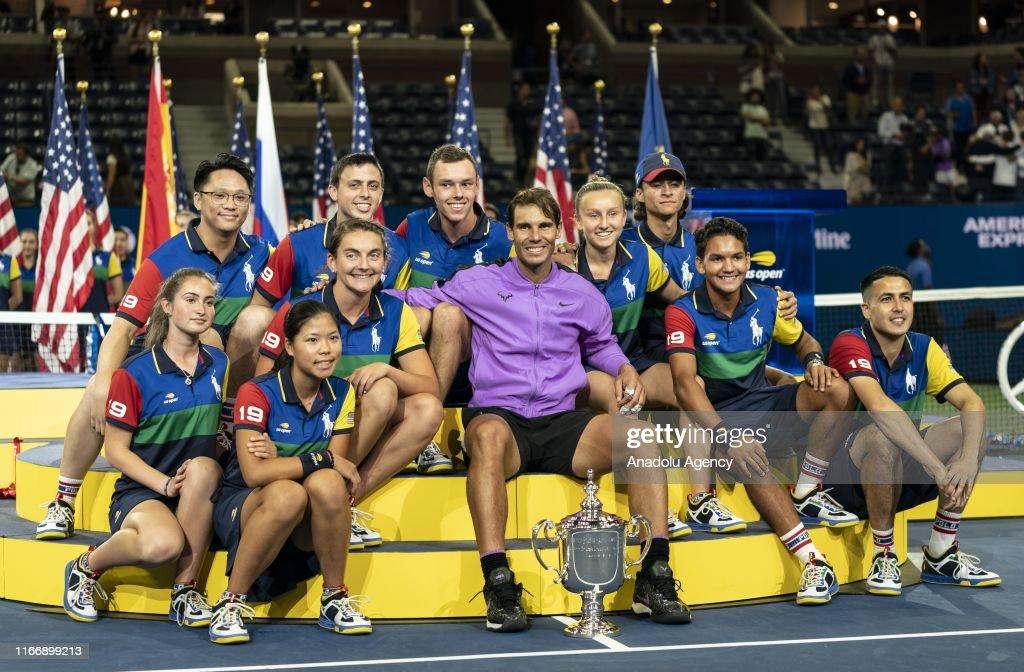 US Open Tennis Championship 2019 : News Photo