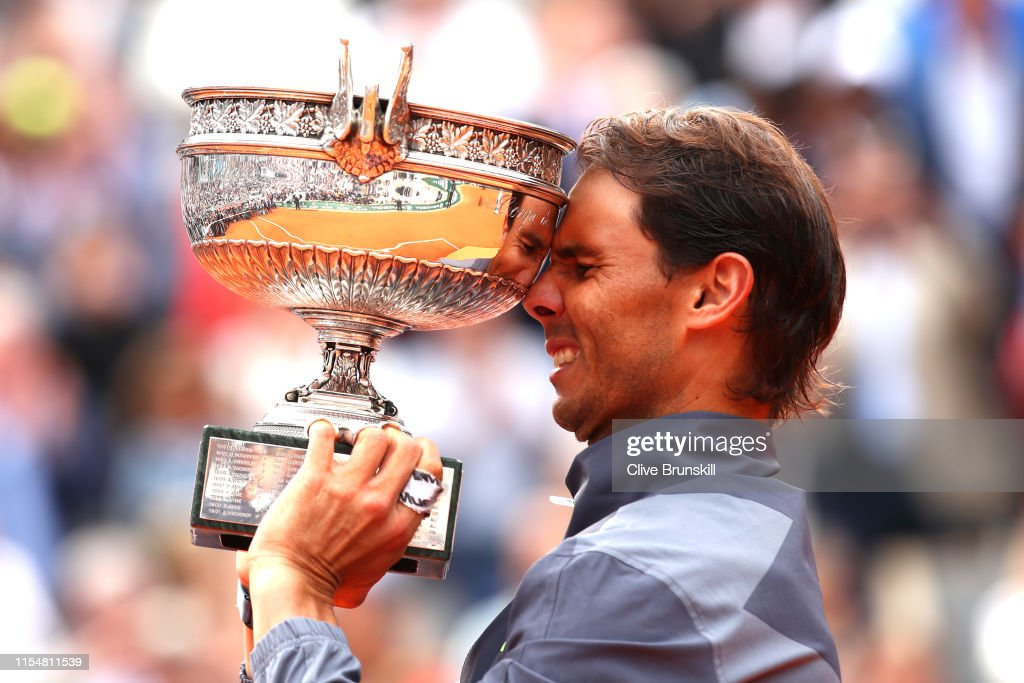 2019 French Open - Day Fifteen : Photo d'actualité