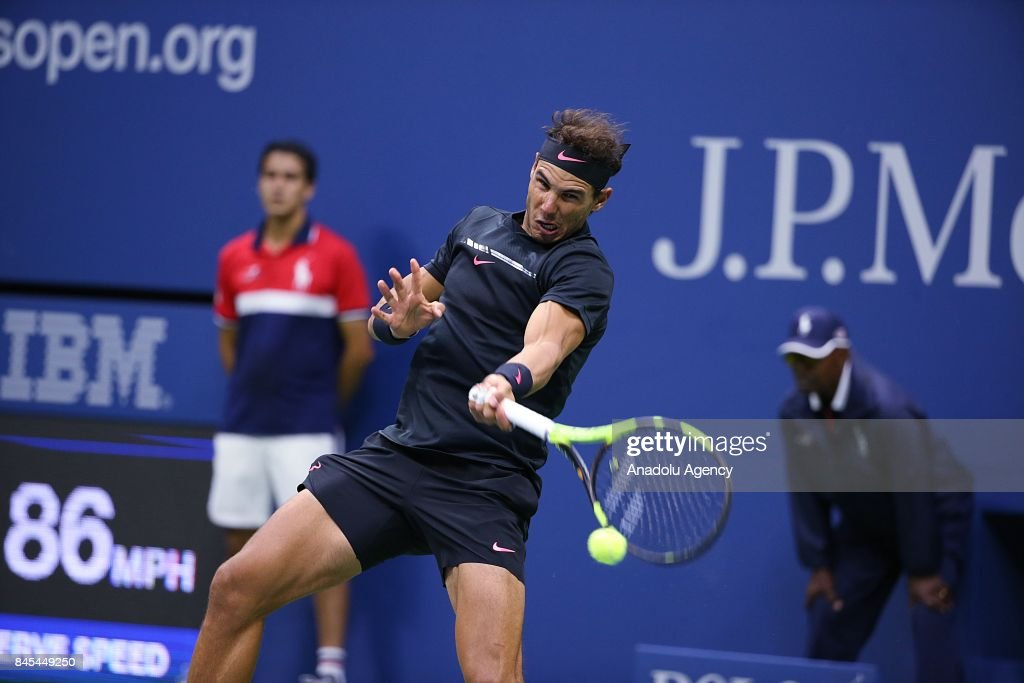 2017 US Open Tennis Championships  : ニュース写真