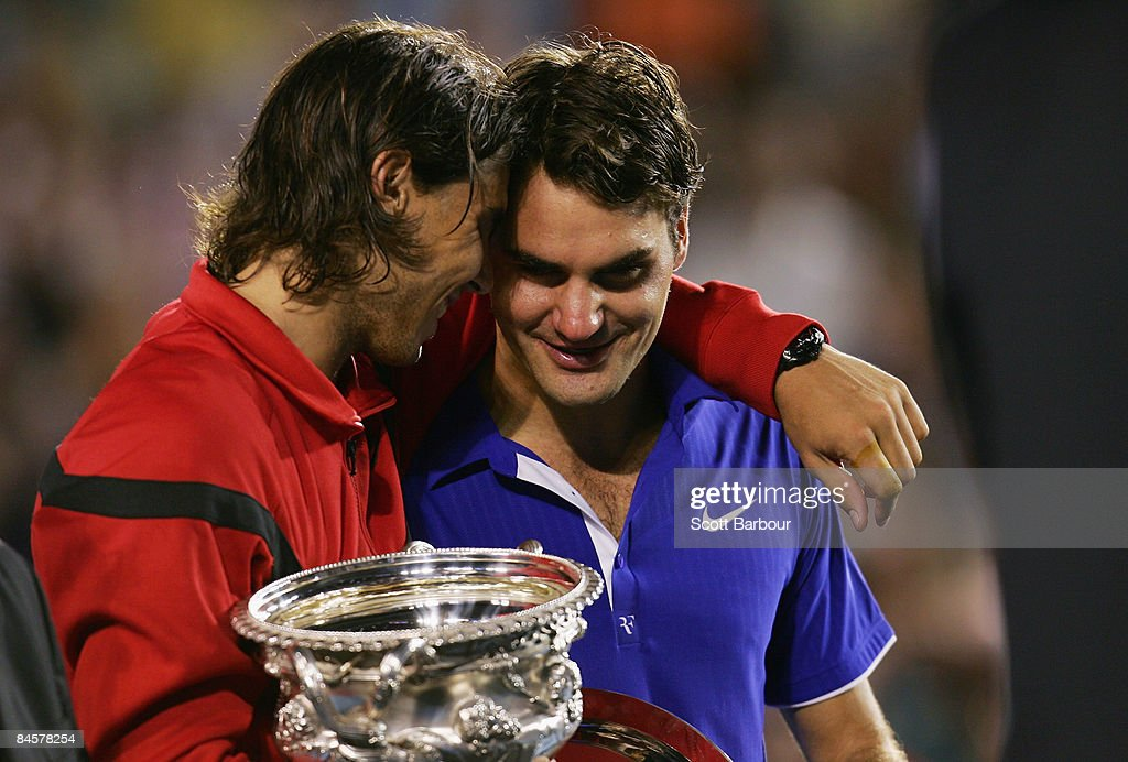 2009 Australian Open: Day 14 : ニュース写真