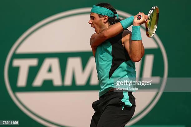 Rafael Nadal Monte Carlo 2007 Stock Fotos Und Bilder Getty Images