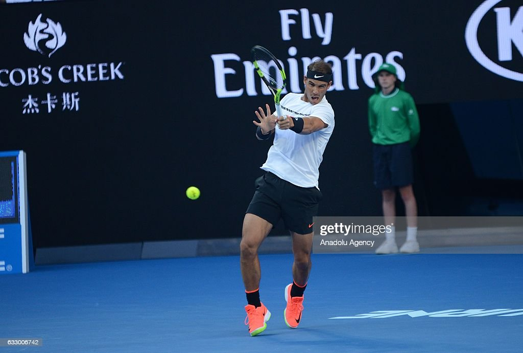 Australian Open 2017 : News Photo