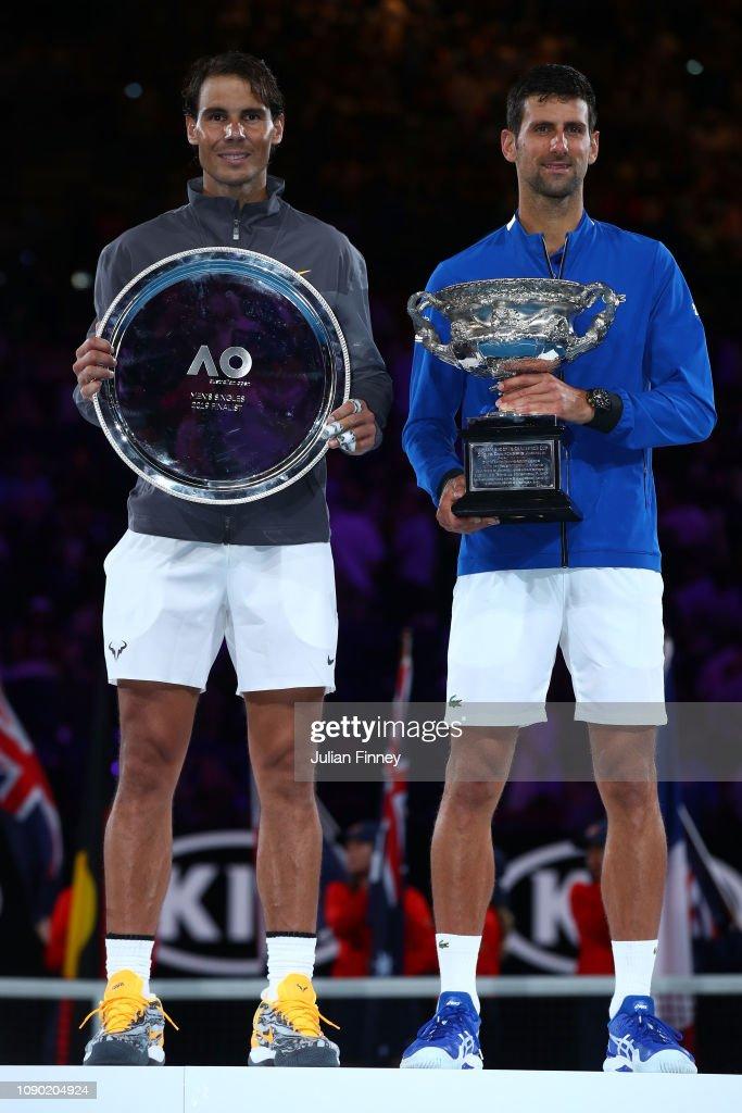 2019 Australian Open - Day 14 : News Photo