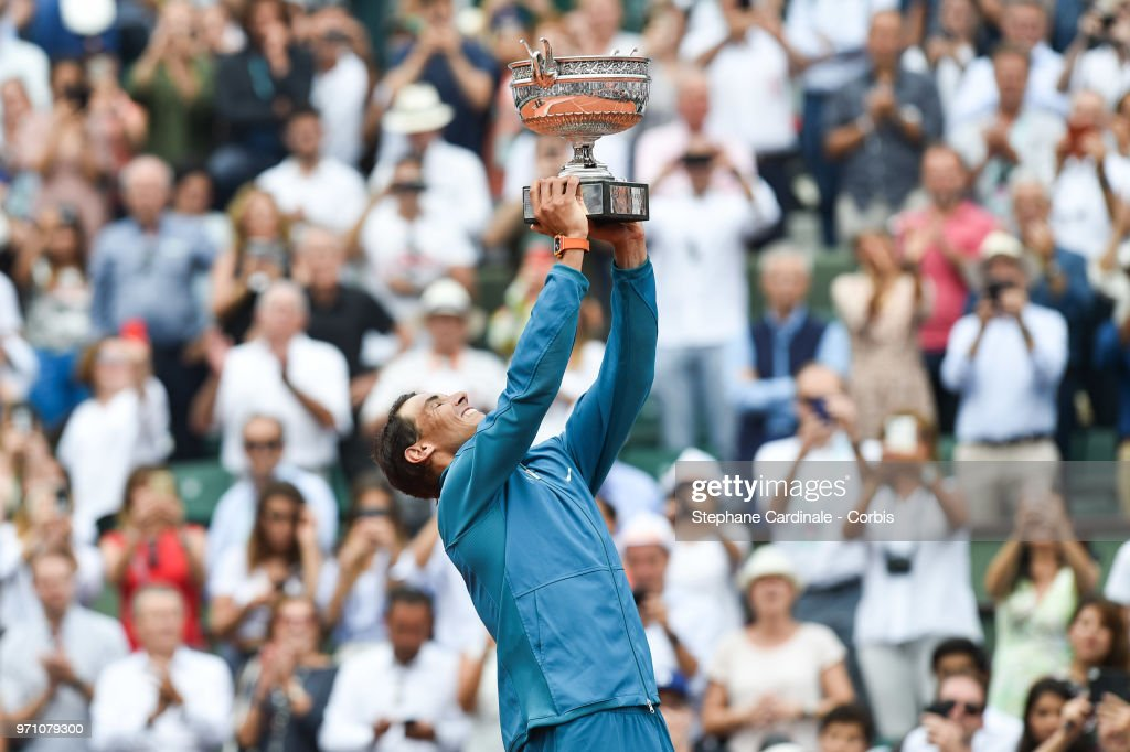 2018 French Open : Day Fithteen : News Photo