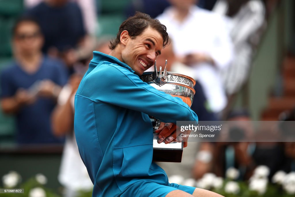 2018 French Open - Day Fifteen : Nieuwsfoto's