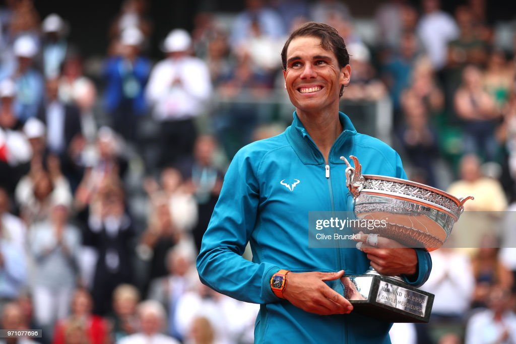 2018 French Open - Day Fifteen : Photo d'actualité
