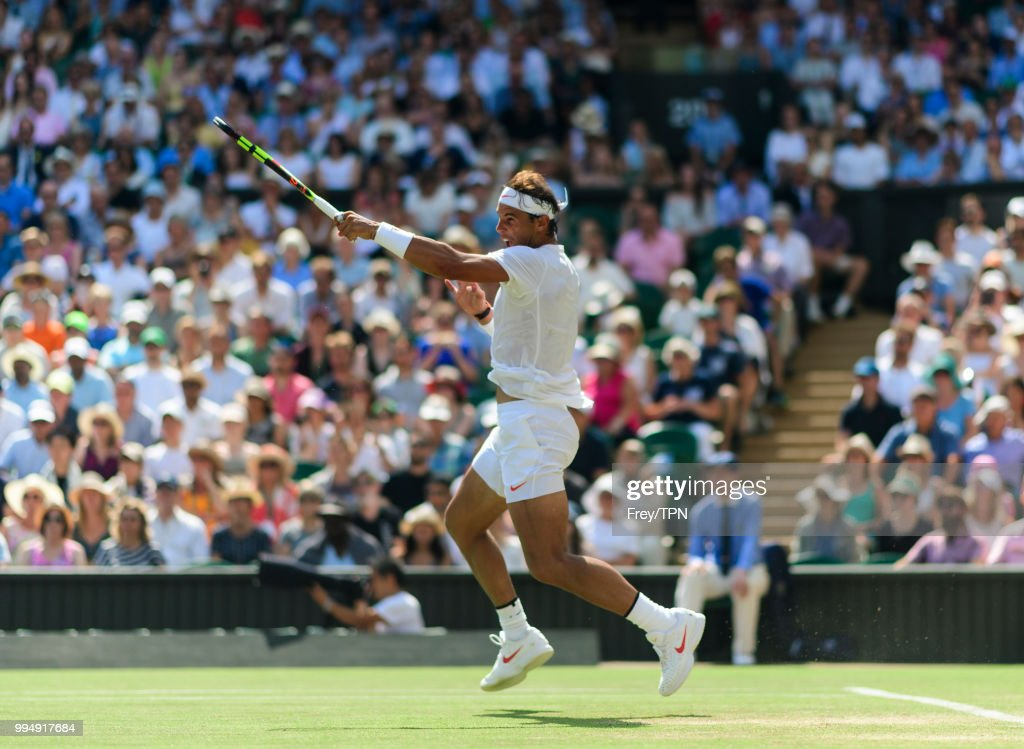 Day Six: The Championships - Wimbledon 2018 : News Photo