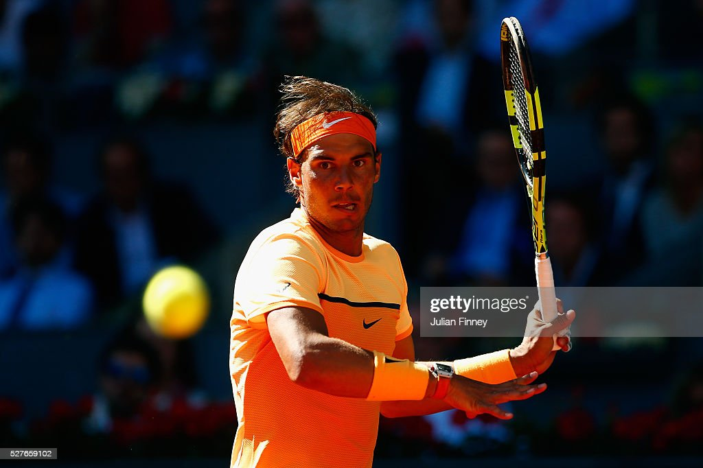 Mutua Madrid Open - Day Four : News Photo