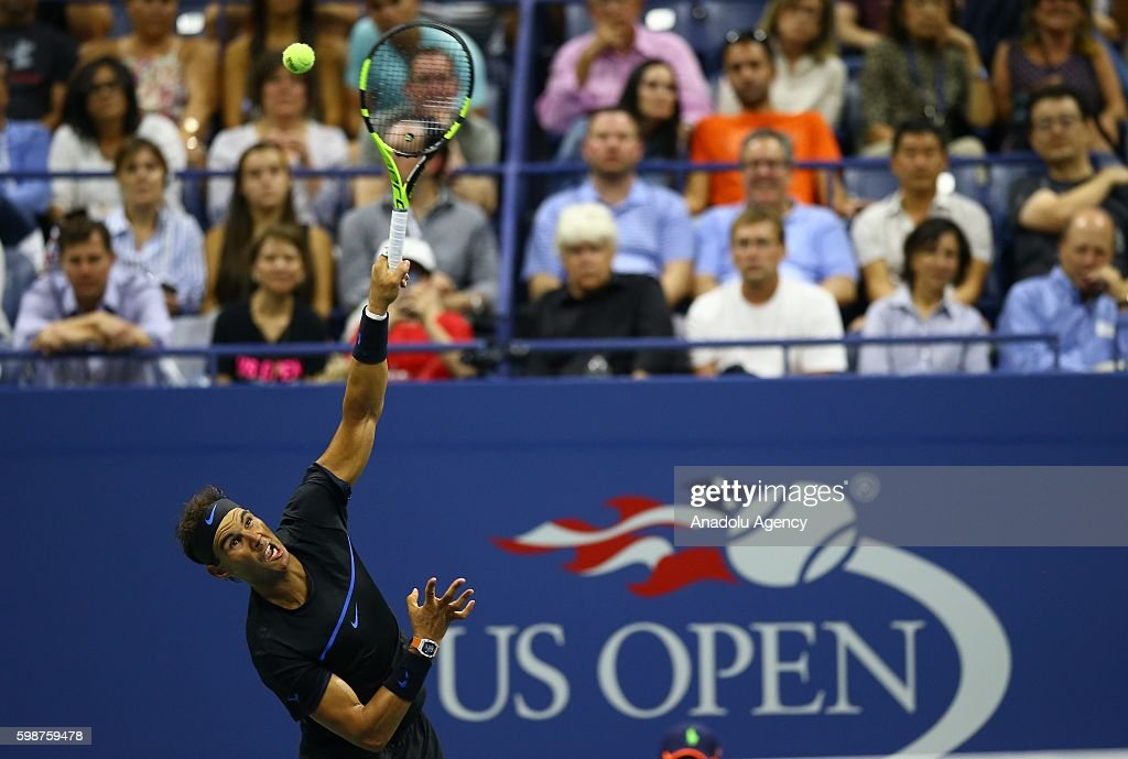 2016 US Open : News Photo
