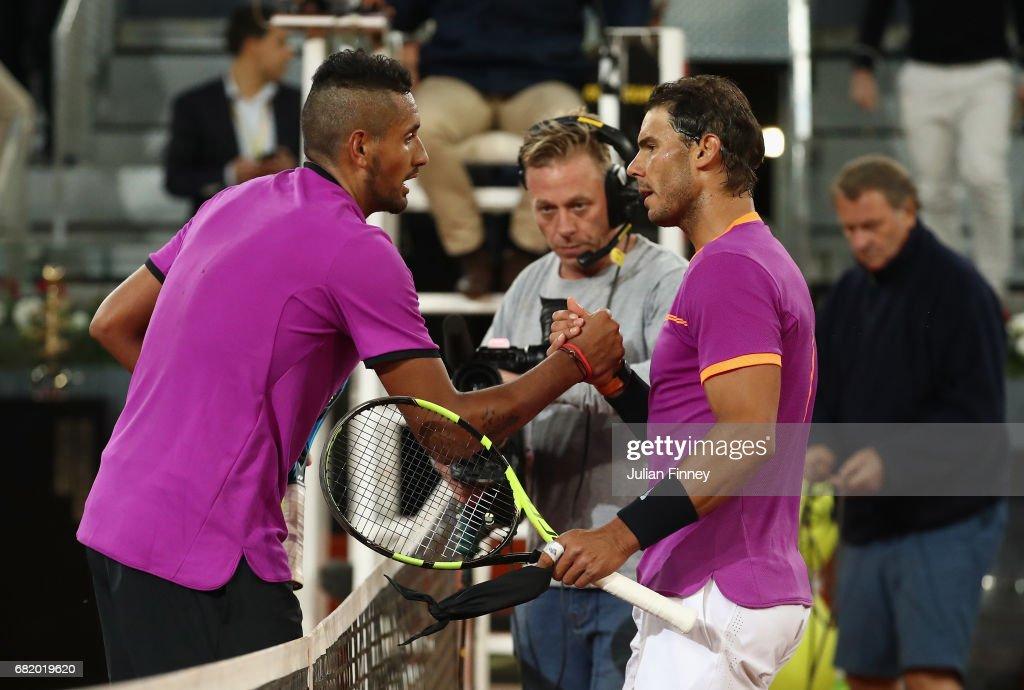 Mutua Madrid Open - Day Six : News Photo