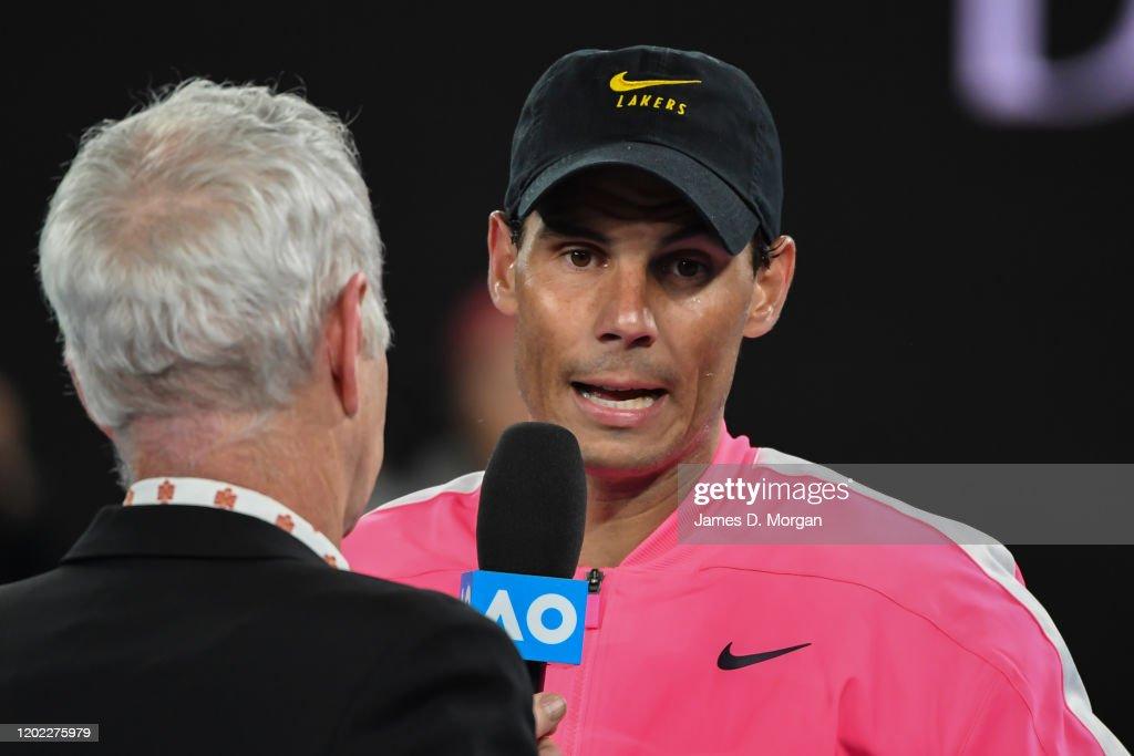 2020 Australian Open - Day 8 : Fotografía de noticias
