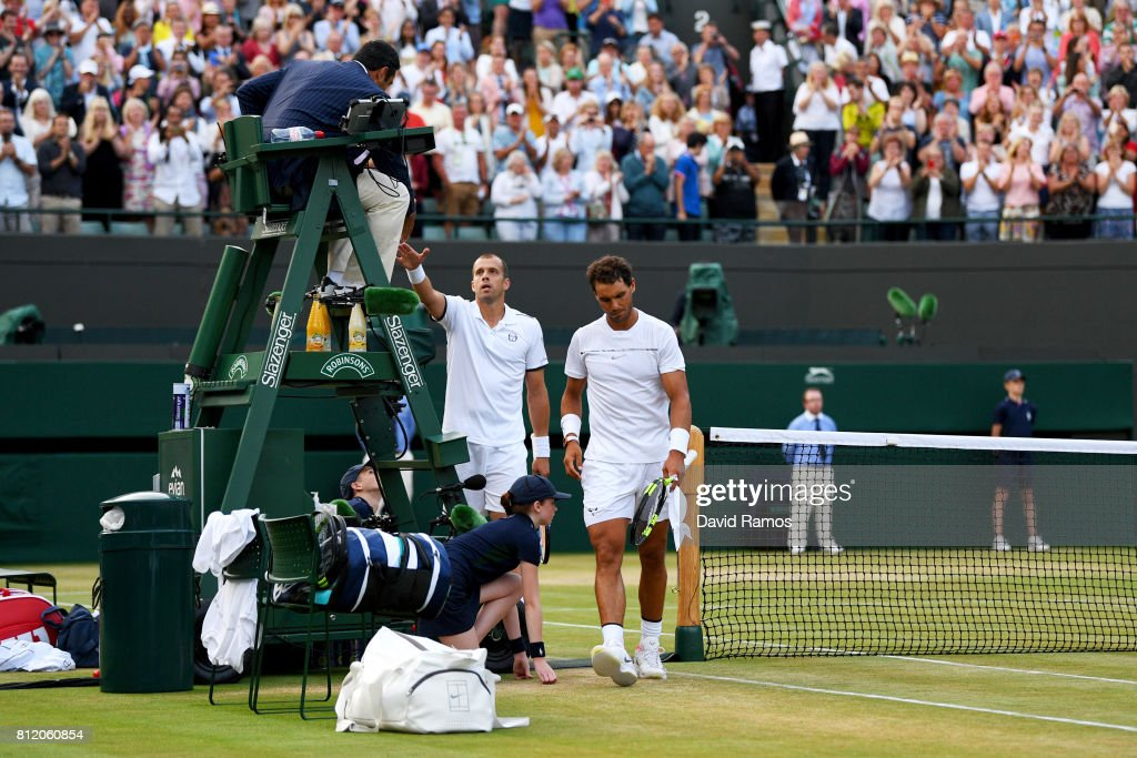 Day Seven: The Championships - Wimbledon 2017 : ニュース写真