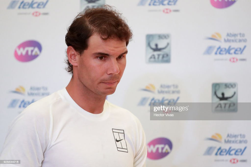 Telcel ATP Mexican Open 2018 - Day 2 : News Photo