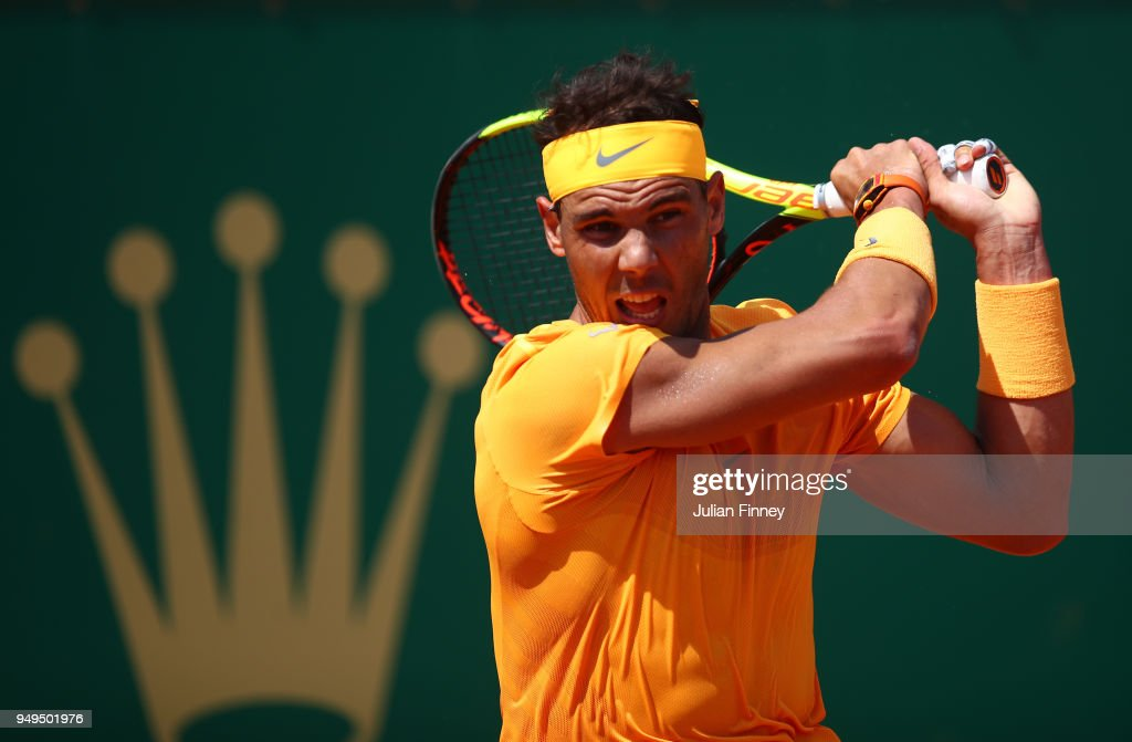 ATP Masters Series: Monte Carlo Rolex Masters - Day Seven