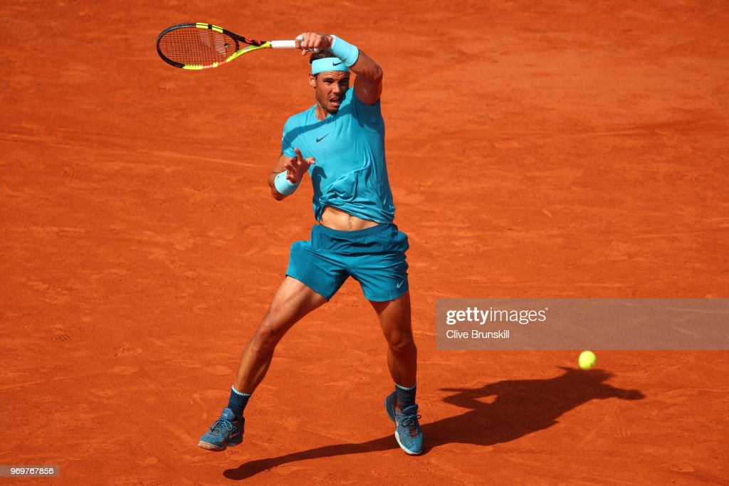 2018 French Open - Day Thirteen : News Photo