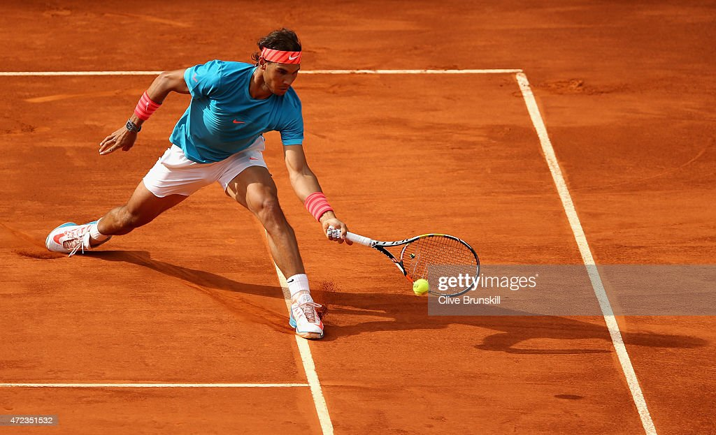 Mutua Madrid Open - Day Five : ニュース写真