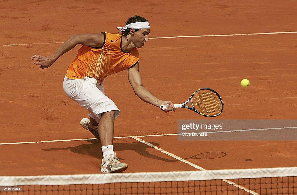 ATP Masters Series Monte Carlo : News Photo
