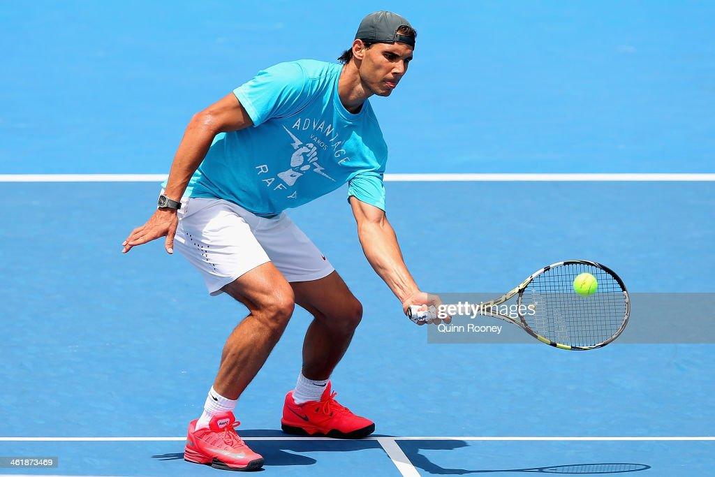 2014 Australian Open Previews : ニュース写真