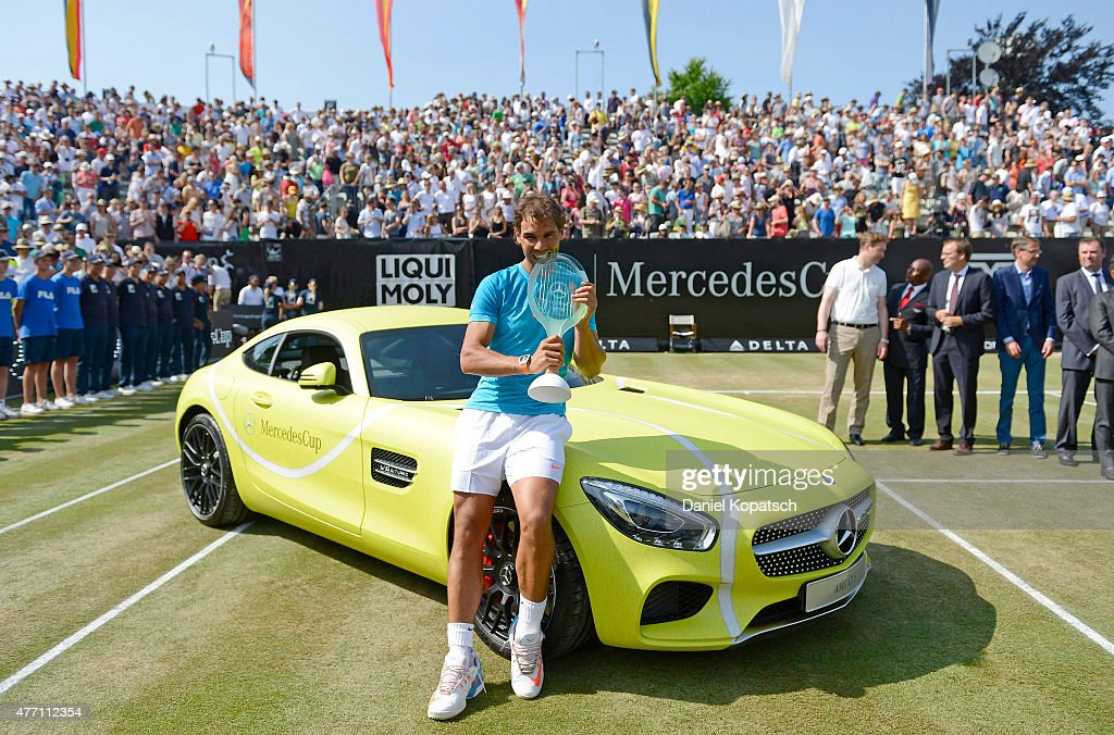 Mercedes Cup 2015 - Day 9 : News Photo