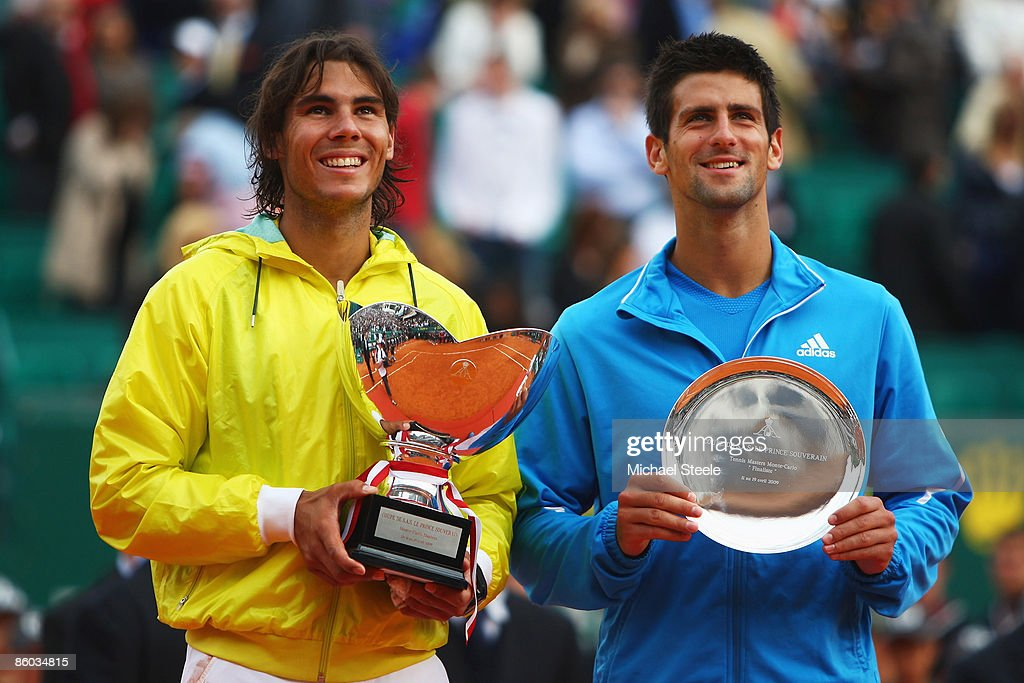 ATP Masters Series Monte Carlo-Day Seven : News Photo
