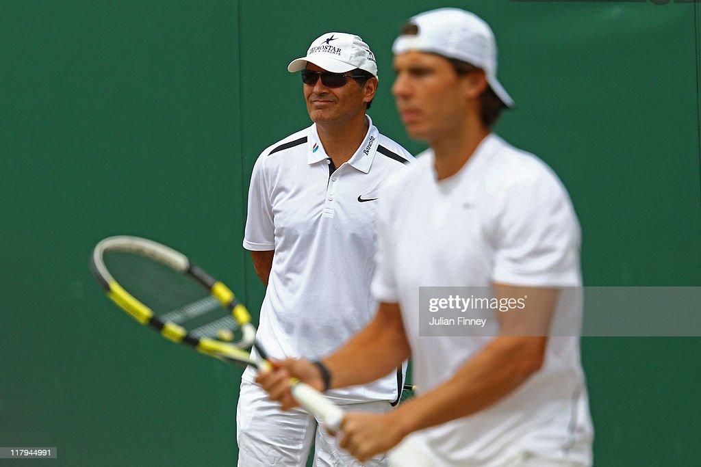 The Championships - Wimbledon 2011: Day Twelve : Nachrichtenfoto