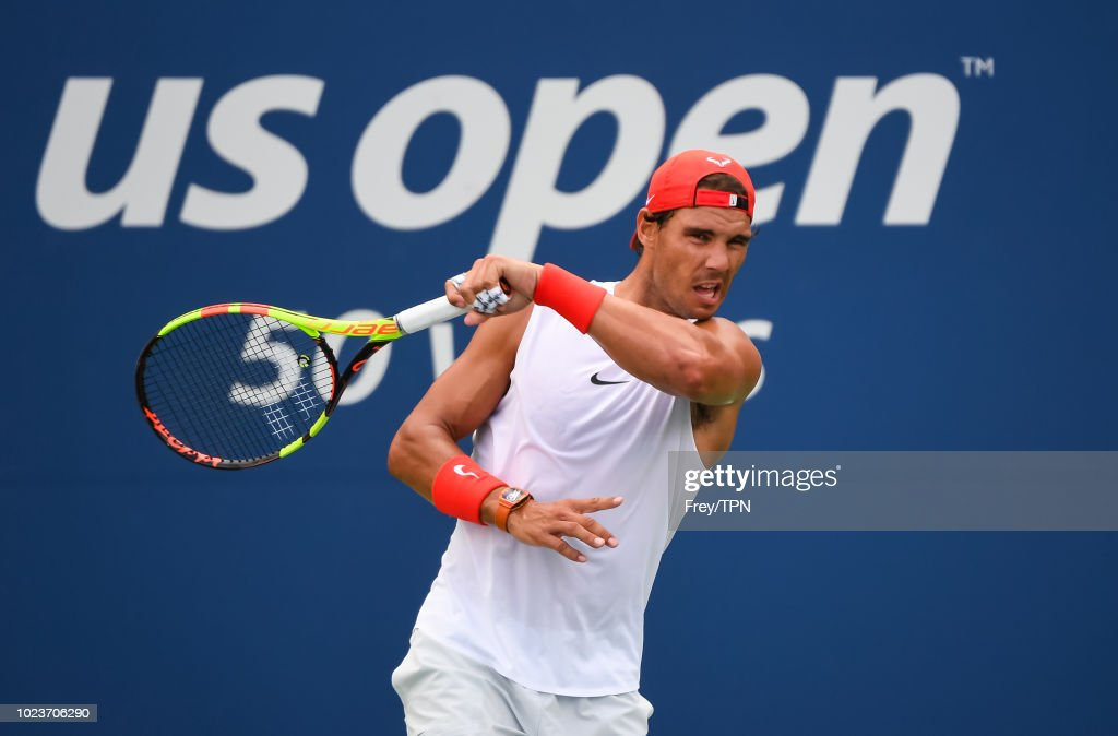 2018 US Open - Previews : News Photo