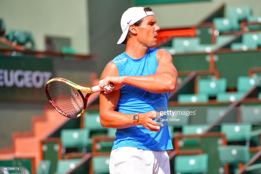 Roland Garros 2018 - Qualifications : News Photo