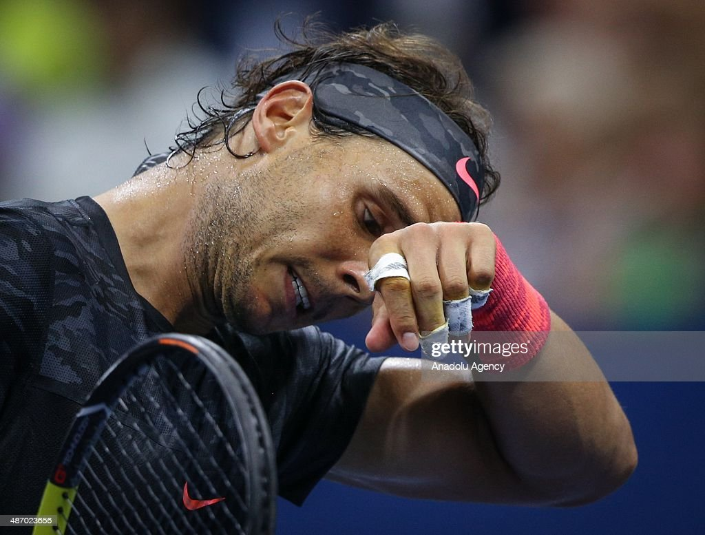 2015 US Open : News Photo