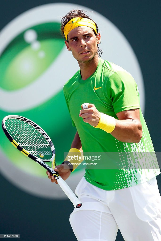 Sony Ericsson Open - Final : ニュース写真
