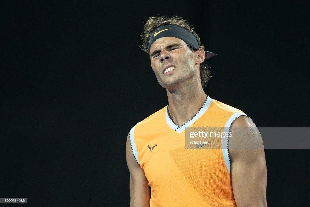 2019 Australian Open - Day 14 : ニュース写真