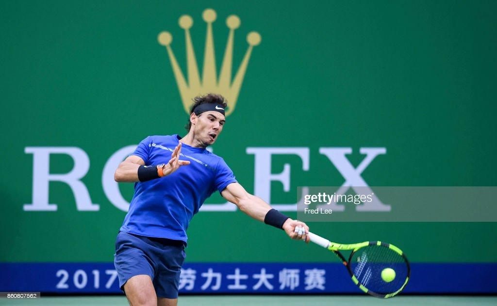 2017 ATP 1000 Shanghai Rolex Masters - Day 6 : News Photo