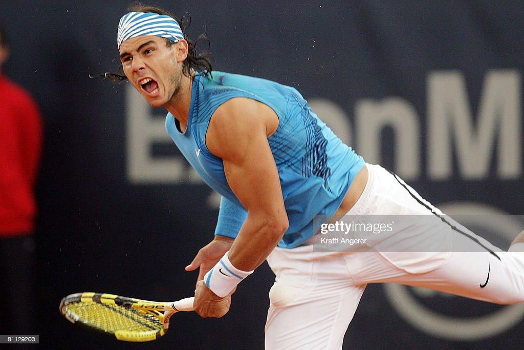 ATP Masters Series Hamburg 2008 : News Photo