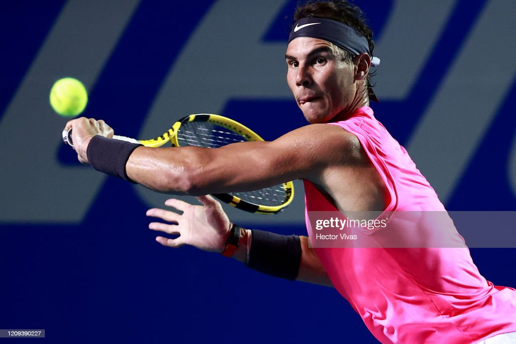 Telcel ATP Mexican Open 2020 - Day 5 : News Photo