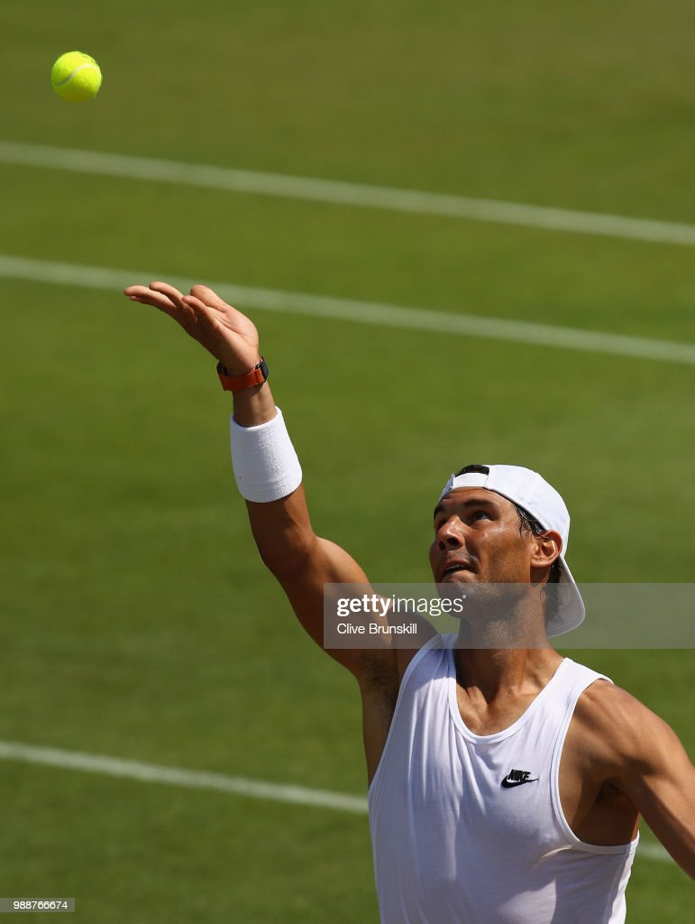 GBR: Previews: The Championships - Wimbledon 2018