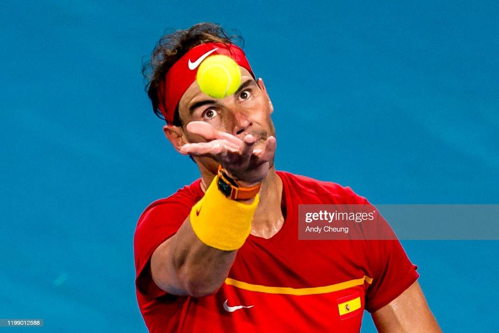 2020 ATP Cup - Sydney: Day 10 : News Photo