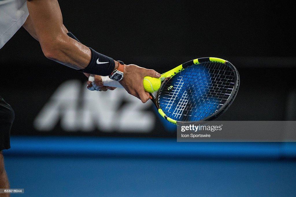 TENNIS: JAN 29 Australian Open : News Photo
