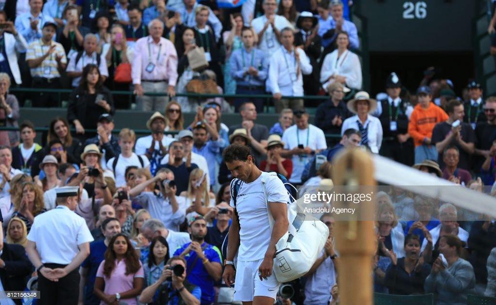 2017 Wimbledon Championships : News Photo