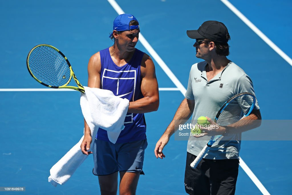 2019 Australian Open - Previews : ニュース写真