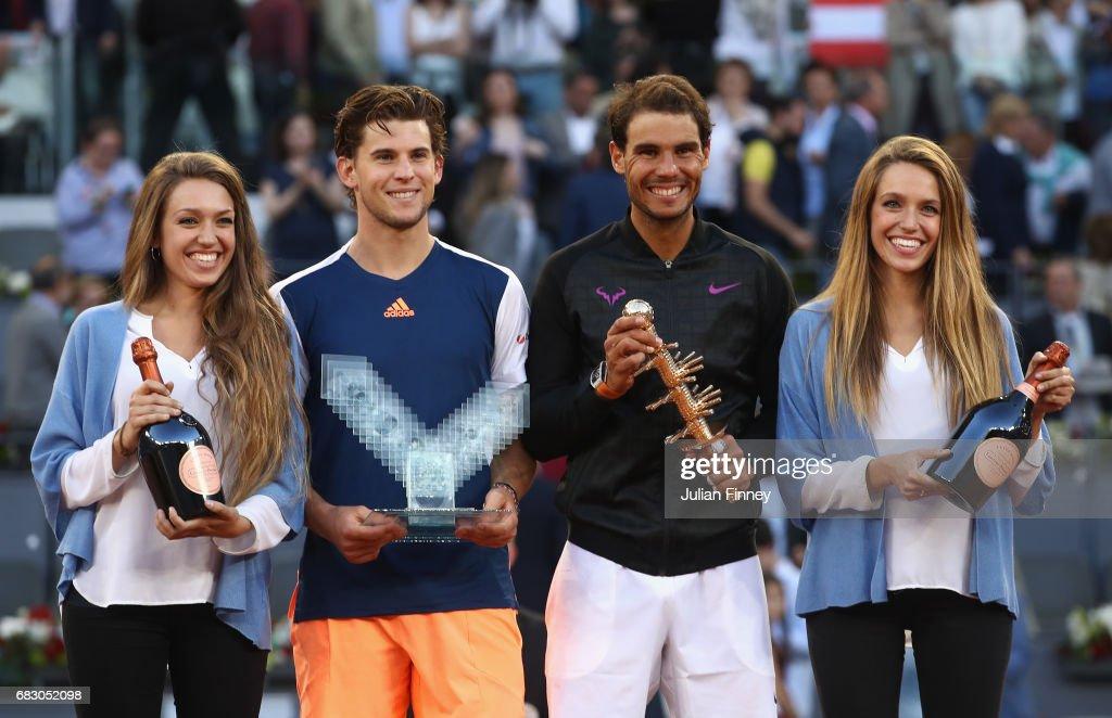 Mutua Madrid Open - Day Nine : News Photo