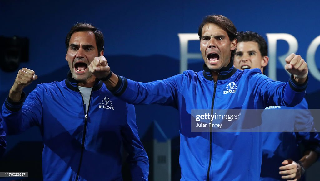 Laver Cup 2019 - Day 1 : News Photo
