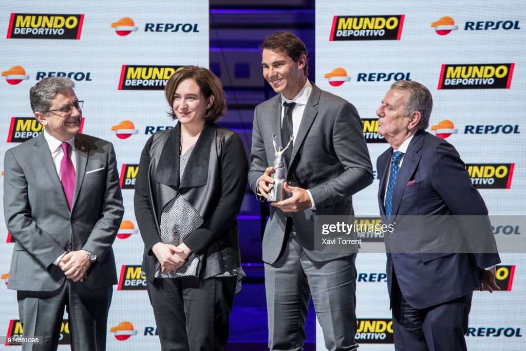 'Mundo Deportivo' Gala 2018 : Nieuwsfoto's